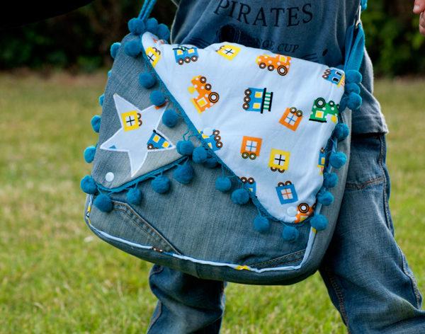 käferlein kindergartentasche nähen schnittmuster
