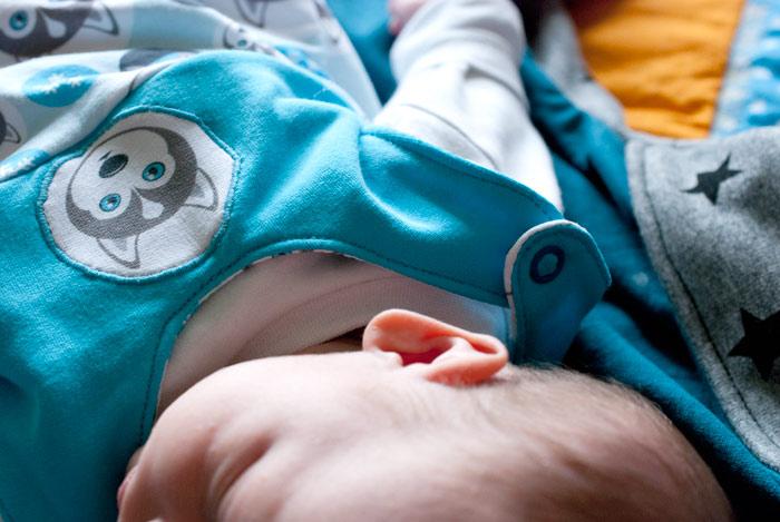 strampelina - nähen fürs baby