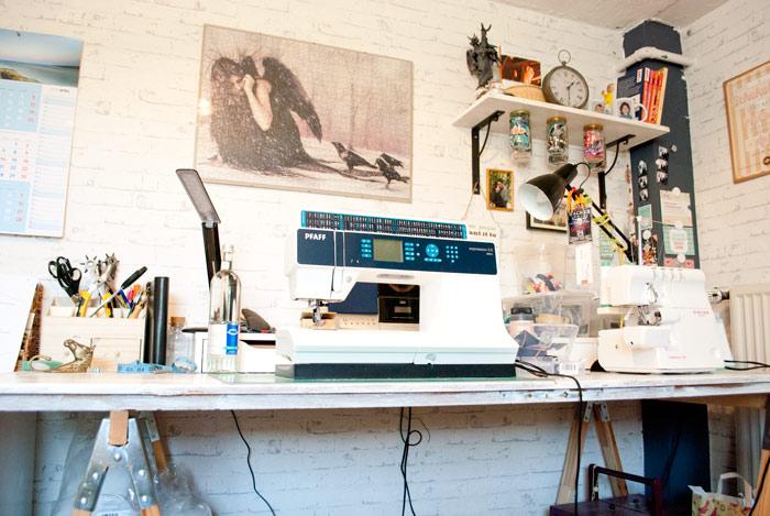 n hzimmer teil 3 n htisch selber bauen the crafting caf. Black Bedroom Furniture Sets. Home Design Ideas