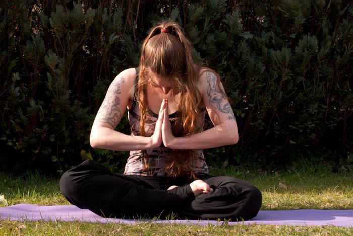 Nähen fürs Yoga: Yogahose und -shirt