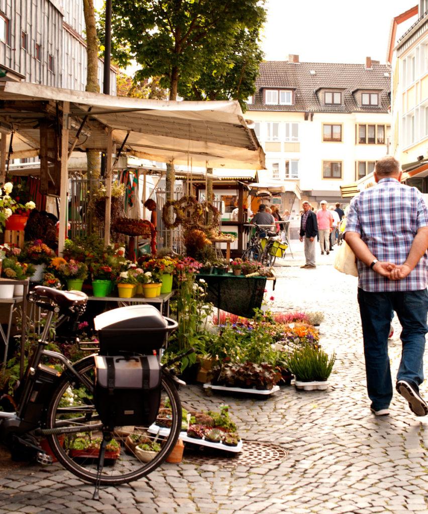 Paderborn Markt