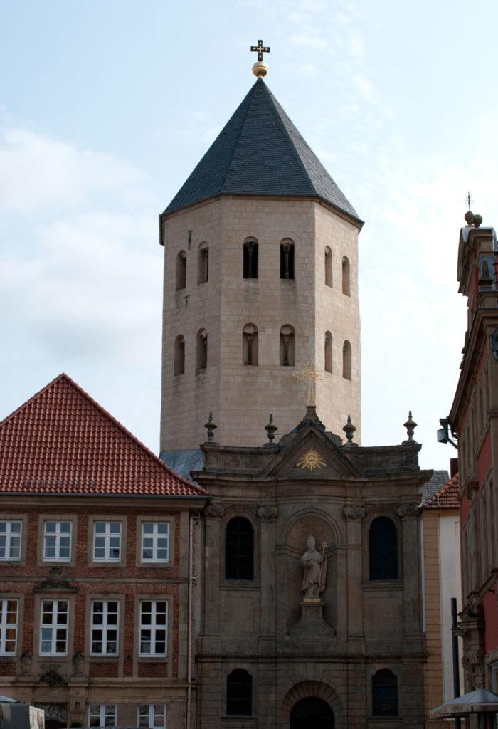 Paderborn Domplatz
