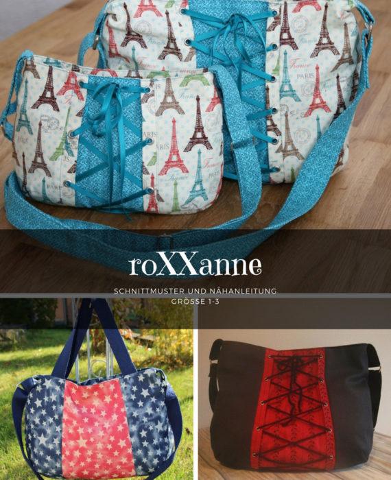 """ebook """"roXXanne"""" Handtasche in 3 Größen"""