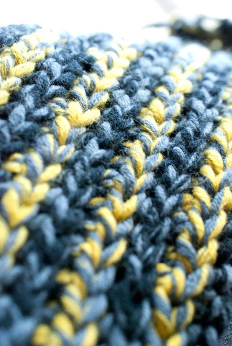 Häkelanleitung: Decke fürs Baby