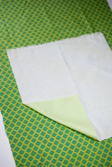 Tutorial Innentasche mit Reißverschluss nähen