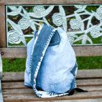 {ebook} Beach Bag klein ~ Schnittmuster und Nähanleitung