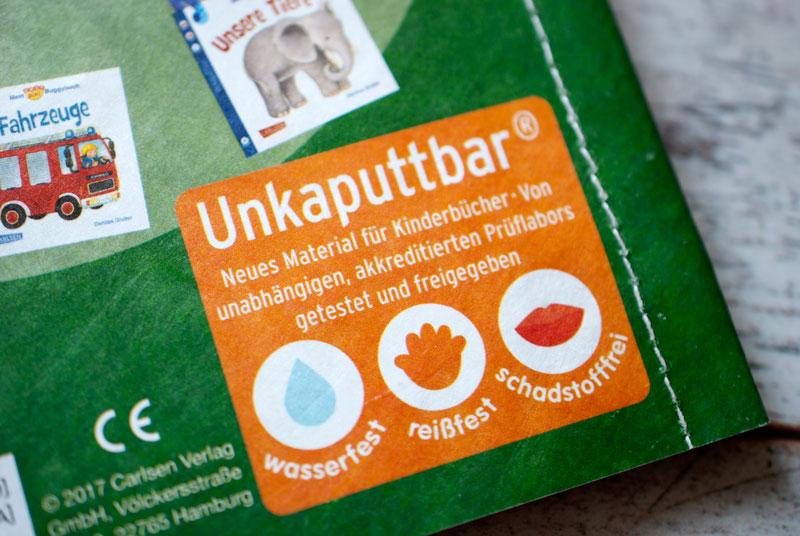 Bilderbuch Baby