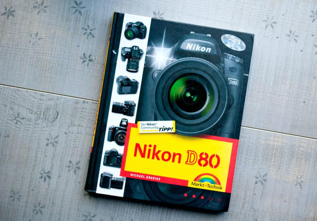 Handbuch Kamera Nikon D80
