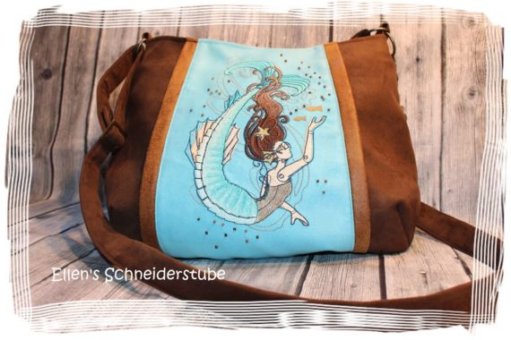 """ebook """"roXXanne Gr. 2""""  ~ Schnittmuster Handtasche"""