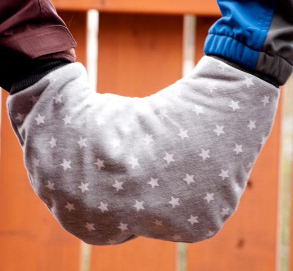 Partnerhandschuh Valery * Eltern-Kind-Handschuh * Geschwisterhandschuh