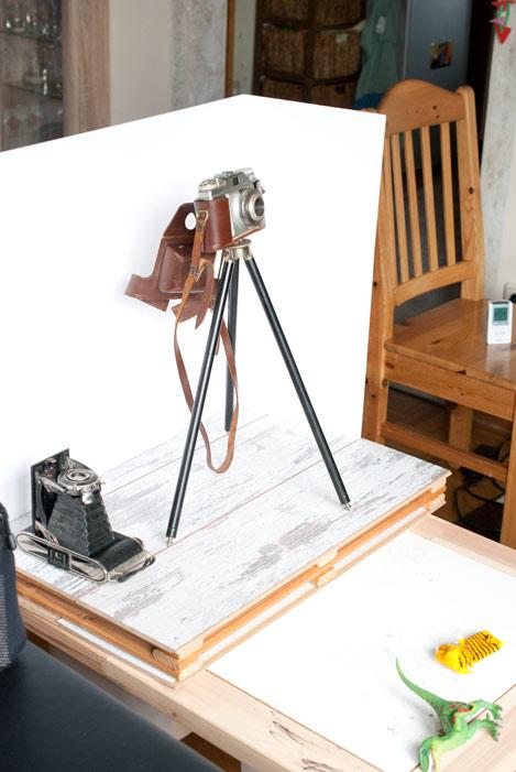 Foto-Set für Blog