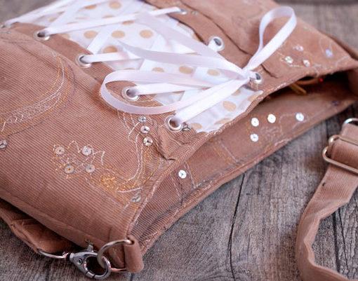 schnittmuster handtasche roxxanne