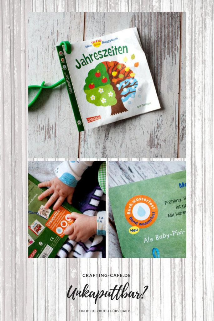 Bilderbuch fürs Baby: ein unkaputtbares Buggybuch