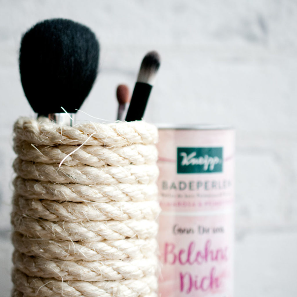 Kneipp Badeperlen DIY Landhausdeko selber machen