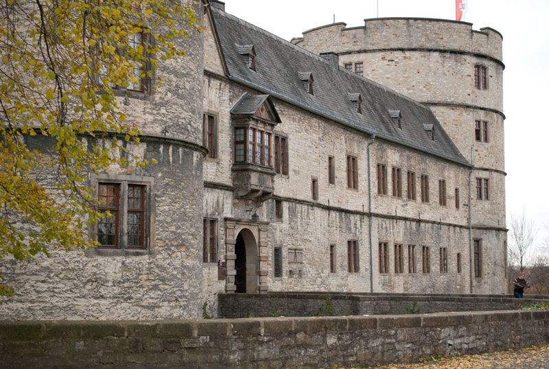Kindergeburtstag Wewelsburg Paderborn