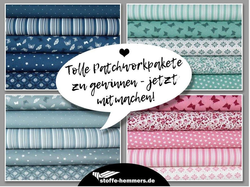 Stoffe Hemmers Patchworkpaket