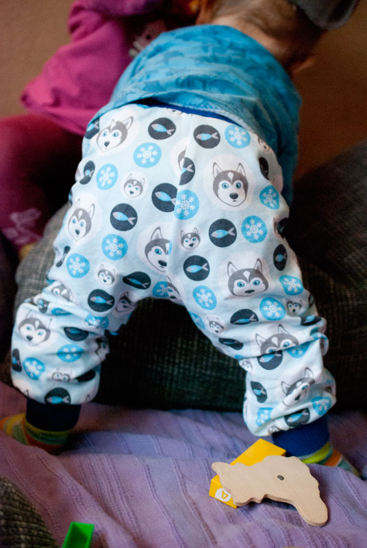 Freebook RAS Shirt Baby-Set nähen