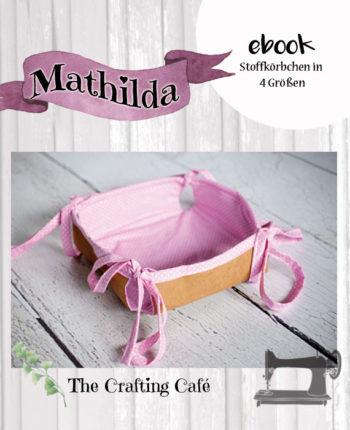 Mathilda Schleifenkörbchen - Nähanleitung und Schnittmuster