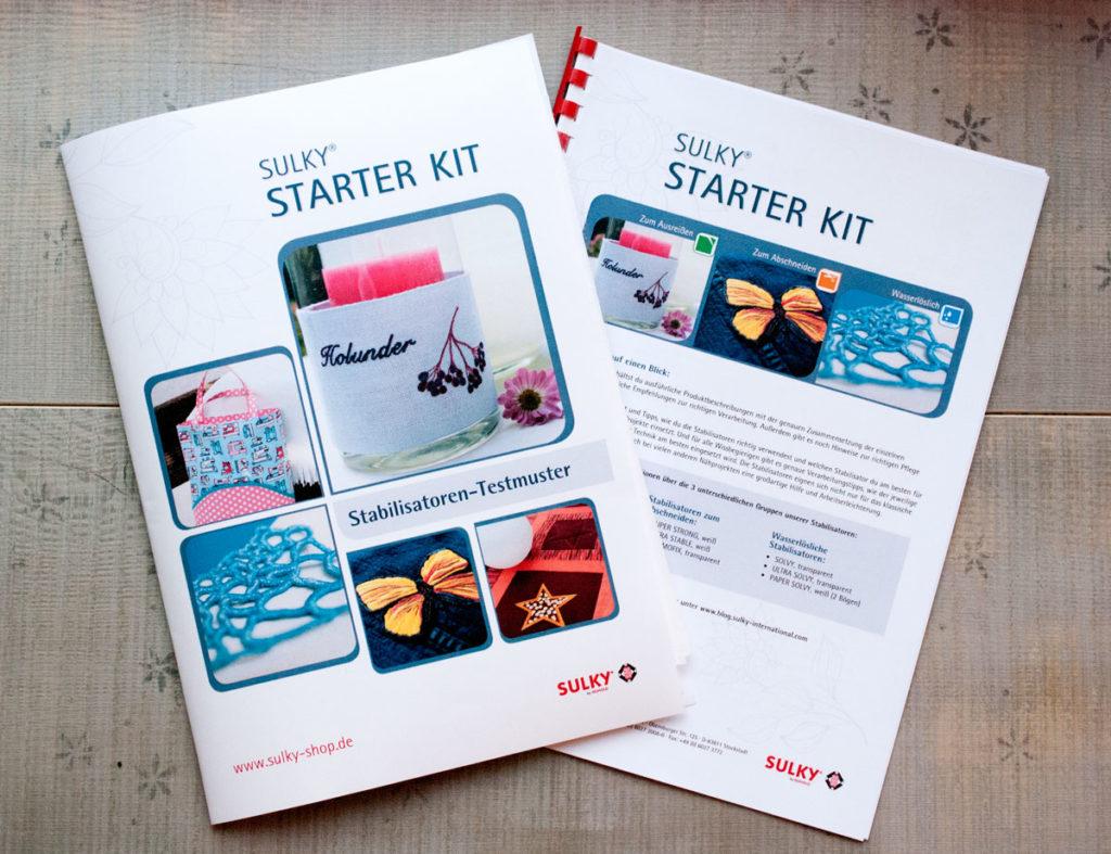 sulky starter set