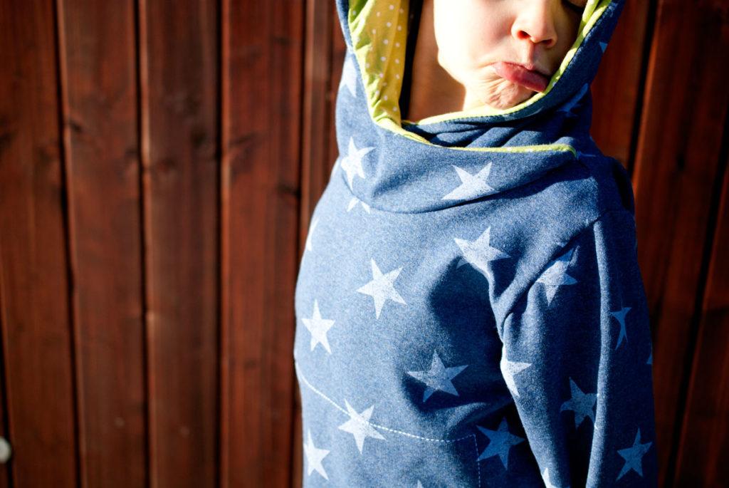 freebook schnittmuster hoodie junge