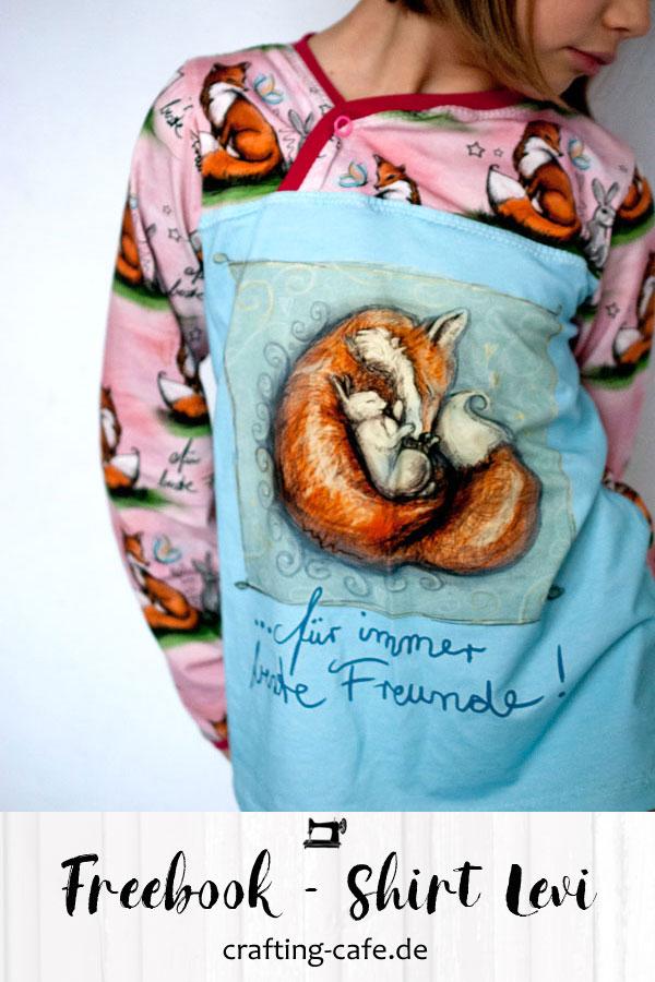 minamo freebook shirt schnittmuster fürs kind