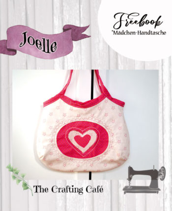 Werbung Joelle ~ Mädchen-Handtasche nähen