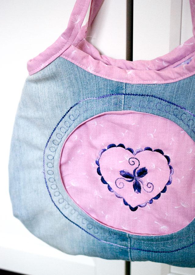 Joelle Freebook Handtasche Mädchen