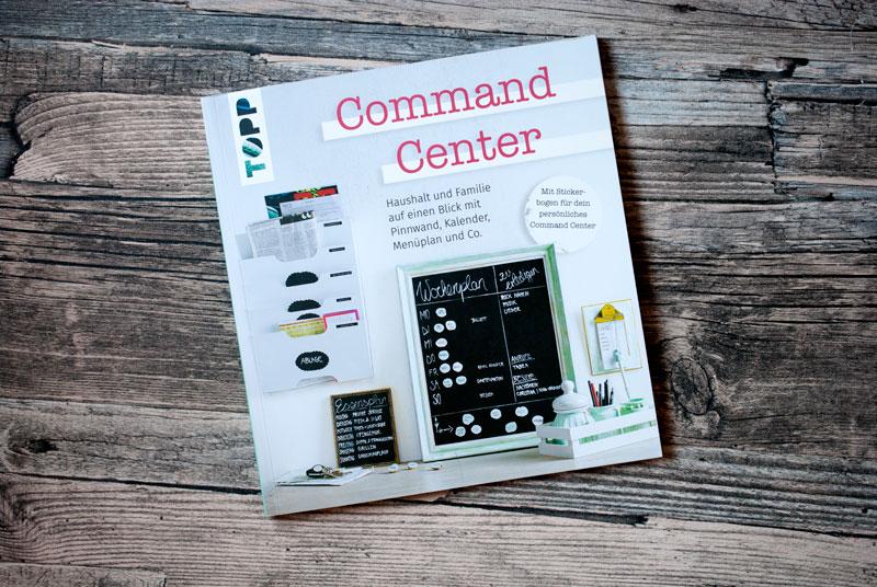 command center buchrezension