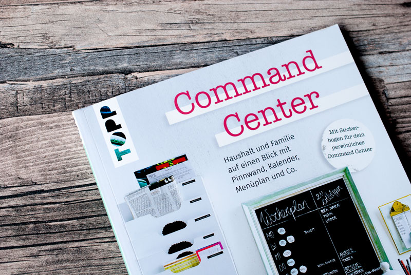 rezension buchvorstellung command center