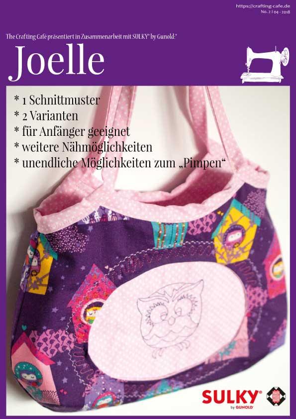 Joelle ~ Mädchen-Handtasche nähen