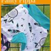 * Pippa Gr. 140-158 * ebook: Schnittmuster Unterhose für Mädchen
