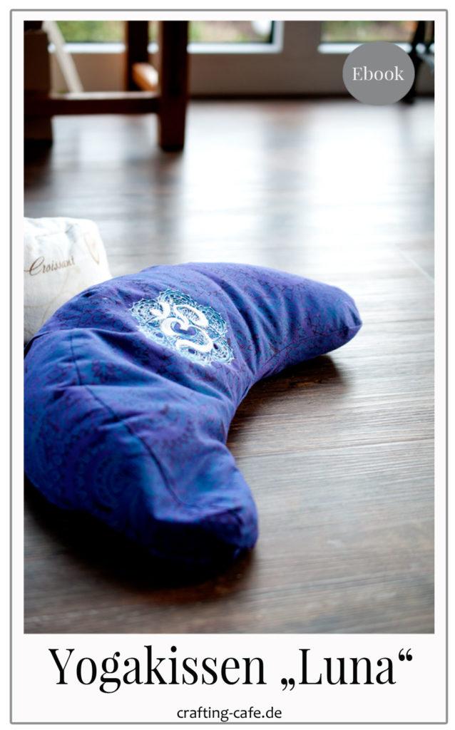 schnittmuster yogakissen