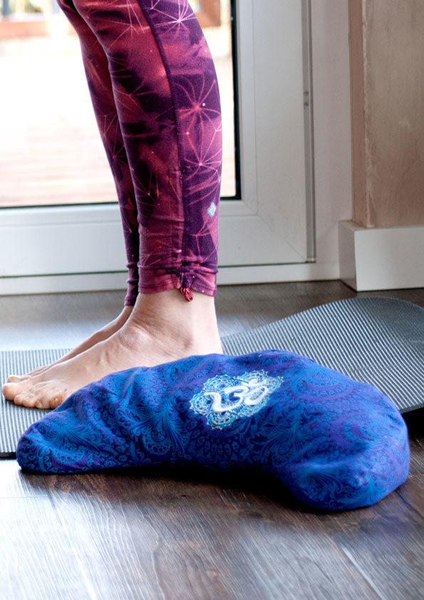 Luna - Yogakissen Nähanleitung und Schnittmuster