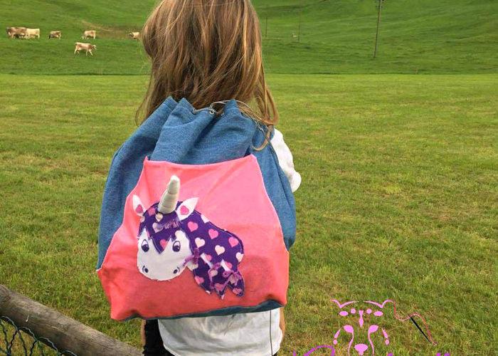 Sporttasche für Kinder nähen