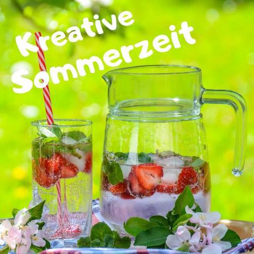 Kreative Sommerzeit Mai-Juli2019