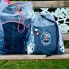 beach bag - cross body rucksack