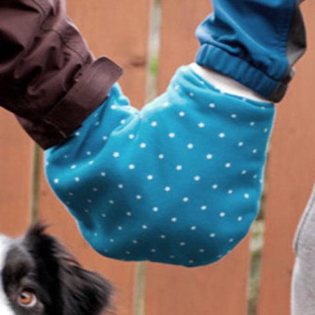 partnerhandschuh nähen