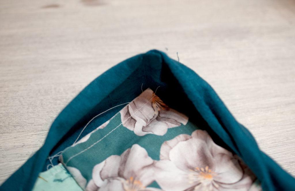 Decke einfassen einfach
