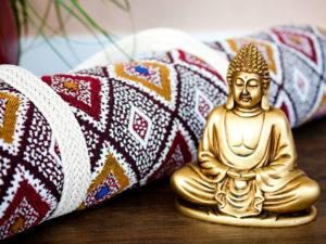 yogatasche nähen