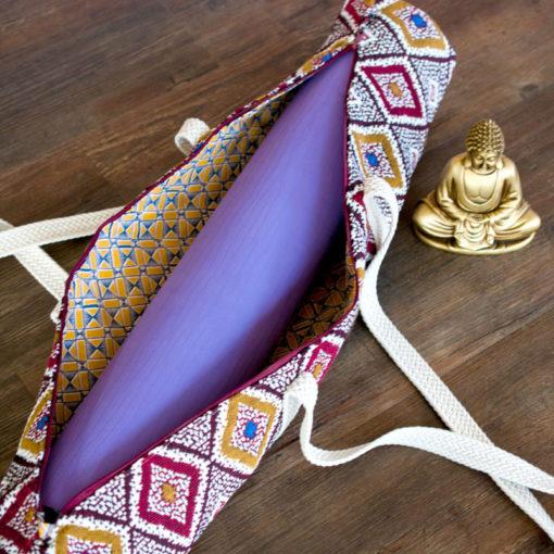 yogatasche schnittmuster