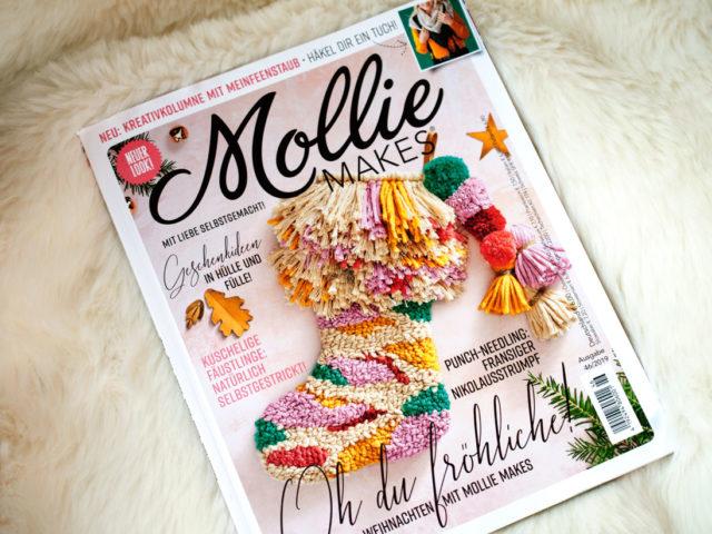 Mollie Makes - DIY-Zeitschrift