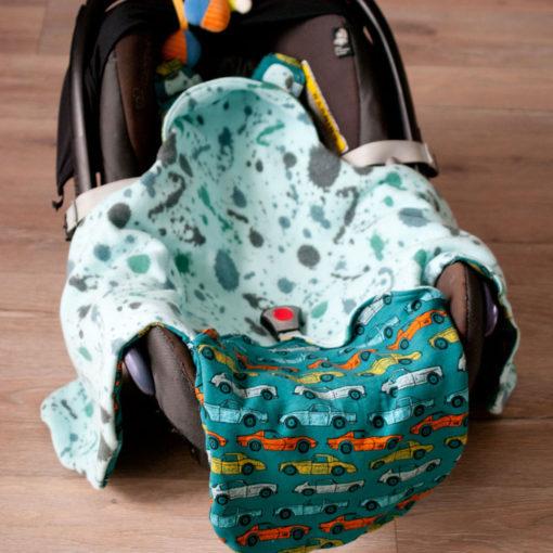 einschlagdecke baby maxicosy schnittmuster gratis