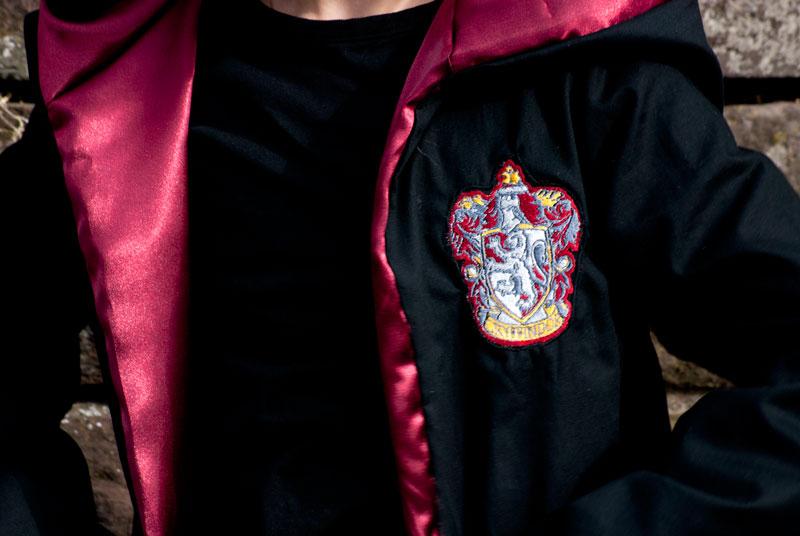 Gryffindor Banner Stickdatei
