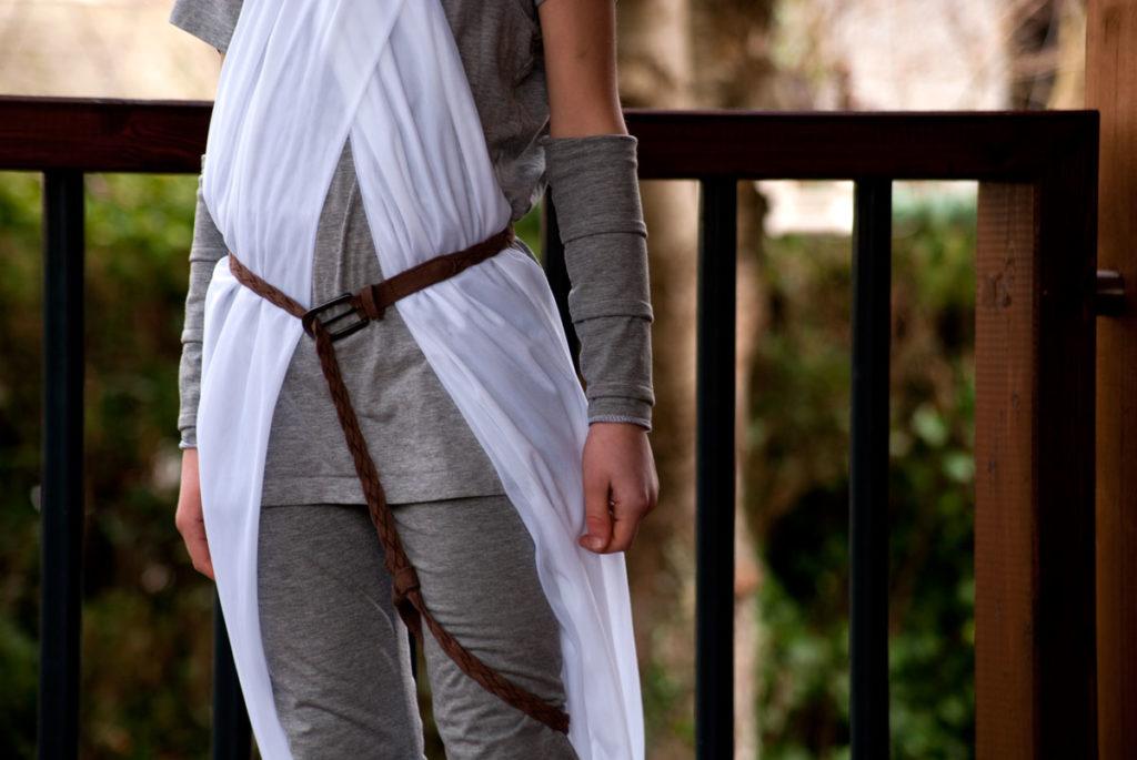 Rey Kostüm von Star Wars selber machen