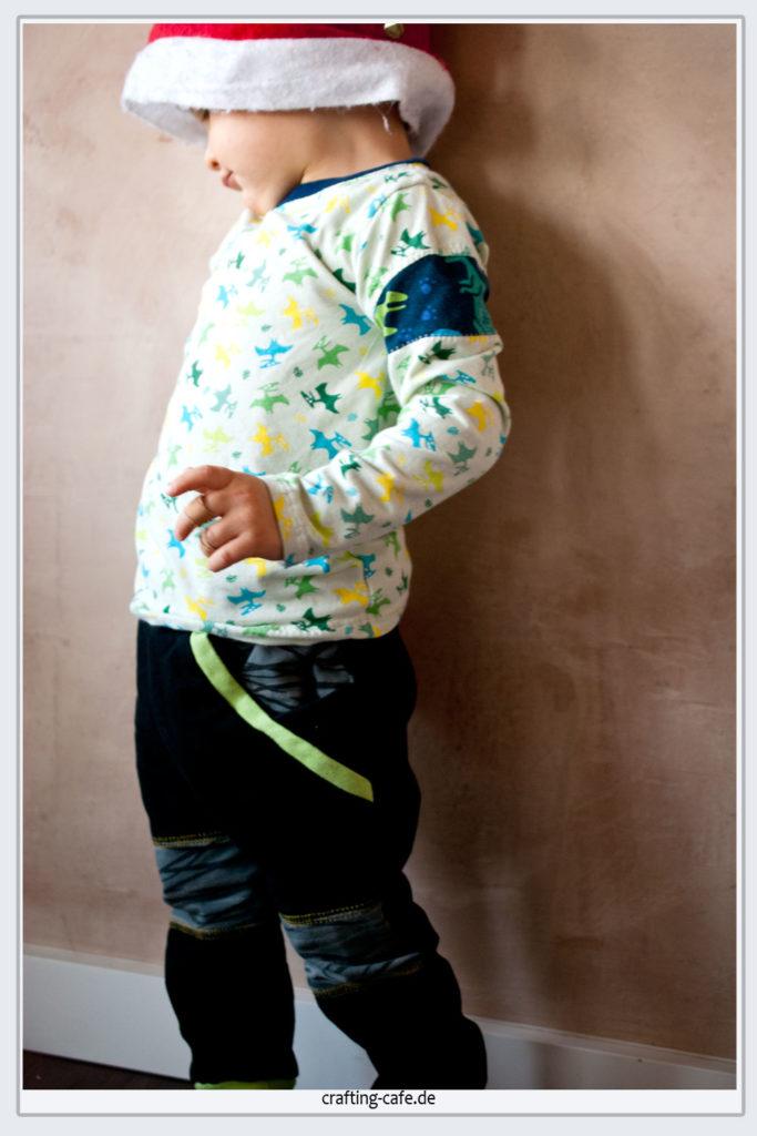 Lausbub - Hosen-Schnittmuster für Jungen