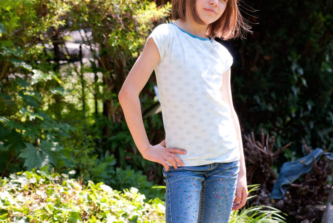 basicshirt lolita schnittmuster