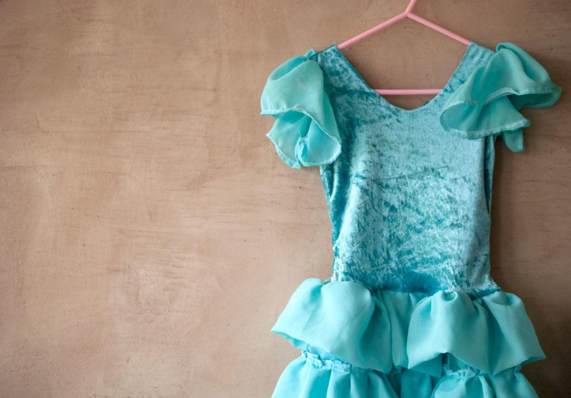 elsa kleid nähen