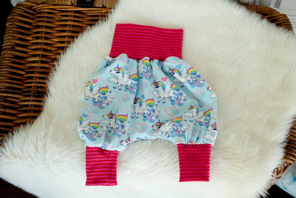pumphose fürs baby schnittmuster kostenlos