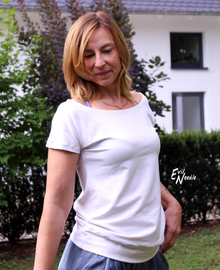 damenshirt schnittmuster