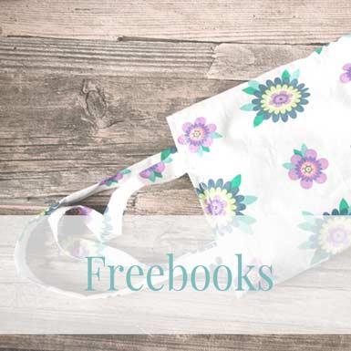 Freebooks - Kostenlose Nähanleitungen und Schnittmuster